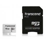 Transcend Micro SD Card 16GB UHS-I Class10 Nintendo Switch / 3DS Confirmed The Operation TS16GUSD300S-AE [Amazon.co.JP Limited]