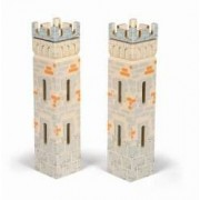 Figurina Papo Castel mutanti -2 turnuri mici