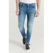 JUNK de LUXE Jeans Superflex W. Wash Skinny Jeans Blå