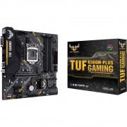Matična ploča Asus TUF B360M-PLUS GAMING Baza Intel® 1151v2 Faktor oblika Micro-ATX Set čipova matične ploče Intel® B360