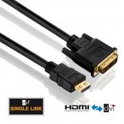 PureLink HDMI/DVI cabel - Basic+ Series - v1.3 - 5.0m
