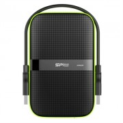 """Silicon Power SP HD A60 2TB 2.5"""" USB Resistente agua"""
