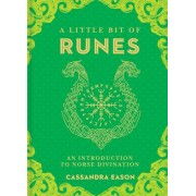 A Little Bit of Runes: An Introduction to Norse Divination, Hardcover