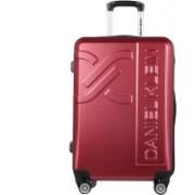 Daniel Klein Large Trolley Bag (DKL.7003.01.L) Cabin Luggage - 15 inch(Red)