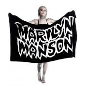 Prosop KILLSTAR - MARILYN MANSON - Avoid The Sun - Black - K-MIS-U-2522