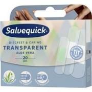Cederroth Salvequick Aloe Vera plåster 20 st
