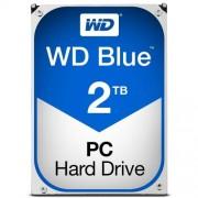 Western Digital Disco Duro Interno Western Digital WD Blue 3.5'' 2TB, WD20EZRZ