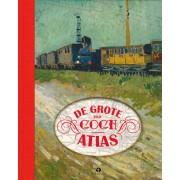 Reisgids - Reisverhaal De grote Van Gogh atlas | Rubinstein