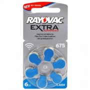 Rayovac 675 Extra Advanced - 1 blister