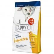 HAPPY CAT Sensitive Grainfree iepure 300 g