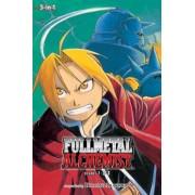 Fullmetal Alchemist (3-In-1 Edition), Vol. 1: Includes Vols. 1, 2 & 3, Paperback/Hiromu Arakawa