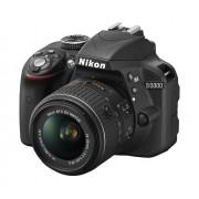 Peegelkaamera Nikon D3300 + 18-55mm VR Black