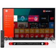telesystem 28000127 Sound50 Smart Tv 50 Pollici 4k Ultra Hd Televisore Led Dvb T2 Android Tv Wifi Hdmi Usb Garanzia Italia