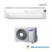 Samsung Spcondizionatore Samsung Inverter Ar7000m 18000 Btu Wi-Fi A++ Ar18kspdbwkneu