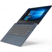 Лаптоп Lenovo IdeaPad UltraSlim 330s 14.0 инча, IPS FullHD Antiglare i5-8250U up to 3.4GHz Quad Core, 4GB DDR4, 128GB m.2 SSD, 81F400BCBM
