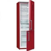 Combina frigorifica Gorenje NRK6192MR, NoFrost Plus, 329 l, Clasa A++, H 185 cm, Bordo