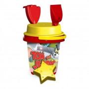 Tom és Jerry homokozó készlet, 5 részes