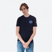 Tricou pentru bărbați Alpha Industries Space Shuttle 176507 07