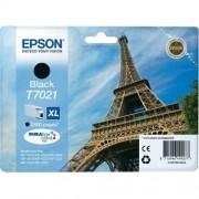 Cartridge Epson T7021 black XL, WorkForce Pro WP-4000/4500 Series
