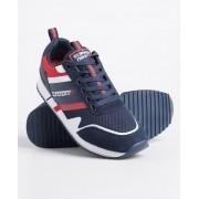 Superdry Fero Runner Core Sneaker 41 dunkelblau