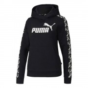 Puma Training Amplified Sweater Met Capuchon Dames