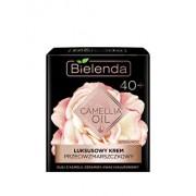 Crema de fata de lux antirid 40+ zi/noapte Camellia Oil, 50 ml
