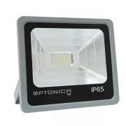 LED reflektor , 50 Watt , Slim , Premium , SMD , természetes fehér