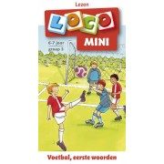 Loco Mini Loco - Voetbal Eerste Woorden (6-7 jaar)