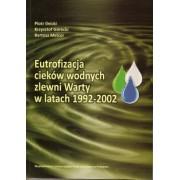 Eutrofizacja cieków wodnych zlewni ...