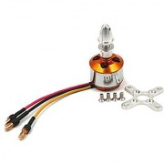 Invento 4pcs 930KV BLDC Brushless Motor A2212 For Aircraft F450 Quadcopter Helicopter