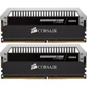 Memorie Corsair Dominator Platinum DDR4, 2x4GB, 3200MHz, CL16