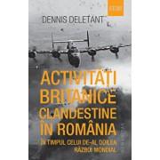 Activitati britanice clandestine in Romania in timpul celui de-al Doilea Razboi Mondial/Dennis Deletant
