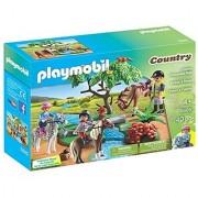 PLAYMOBIL Country Horseback Ride Playset