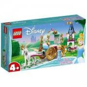 Конструктор Лего Дисни принцеси, Пепеляшка пътува с каляска, LEGO Disney Princess, 41159