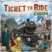 Joc de societate Ticket to Ride Europe