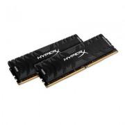 MODULO MEMORIA RAM DDR4 8GB (2x4GB) PC3000 KINGSTON HYPERX