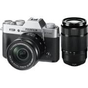 FUJI Hybride camera X-T20 + 16-50 mm OIS II + 50-230 mm OIS II (D10688-S)