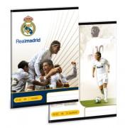 2 db Real Madrid füzet - A5 - többféle