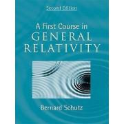 A First Course in General Relativity by Bernard F. Schutz