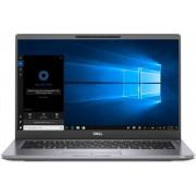 "Laptop Dell Latitude 7400 (Procesor Intel® Core™ i7-8665U (8M Cache, up to 4.80 GHz), Whiskey Lake, 14"" FHD, Touch, 32GB, 1TB SSD, Intel® UHD Graphics 620, FPR, Win10 Pro, Argintiu)"