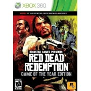 New Red Dead Redemption: Game of the Year Edition - Xbox 360