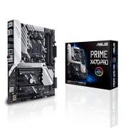 Asus Prime X470-PRO moederbord AM4 (ATX, X470 chipset, Aura-Sync, DDR4 3466 MHz, dual M.2, USB 3.1 Gen 2)