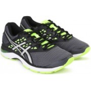 Asics GEL-PULSE 9 Running Shoes For Men(Black, Grey)