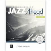 Universal Edition Jazz Ahead - Lehrbuch