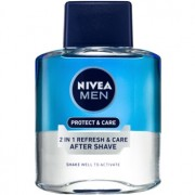 Nivea Men Protect & Care aftershave water 100 ml