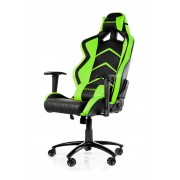 AKRacing Player Gaming Chair Black/Green AK-K6014-BG
