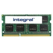 Memorie Laptop Integral SODIMM, DDR3, 1x4GB, 1600 MHz, CL11, 1.5V