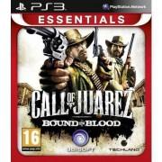 Joc consola Ubisoft PS3 Call of JuarezBound in Blood Essentials