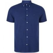 Tommy Hilfiger Slim fit overhemd met button down kraag
