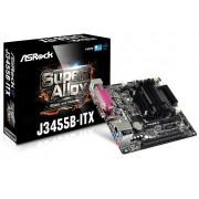 Asrock J3455B-ITX NA (Integrated CPU) Mini-ITX motherboard